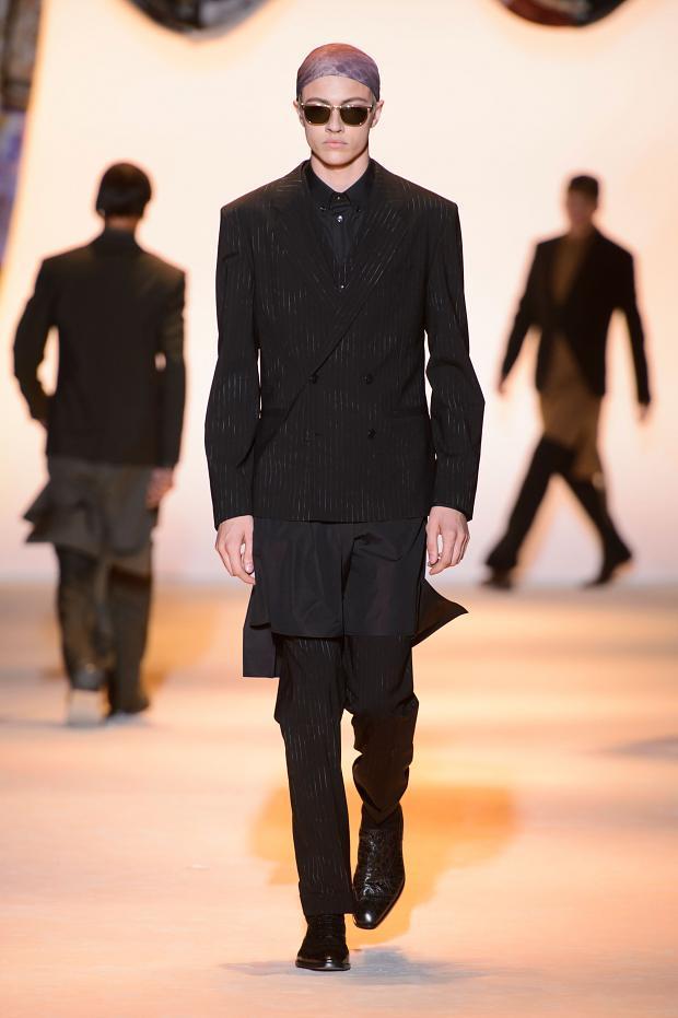 Versace Menswear SS 2016 Milan (3)