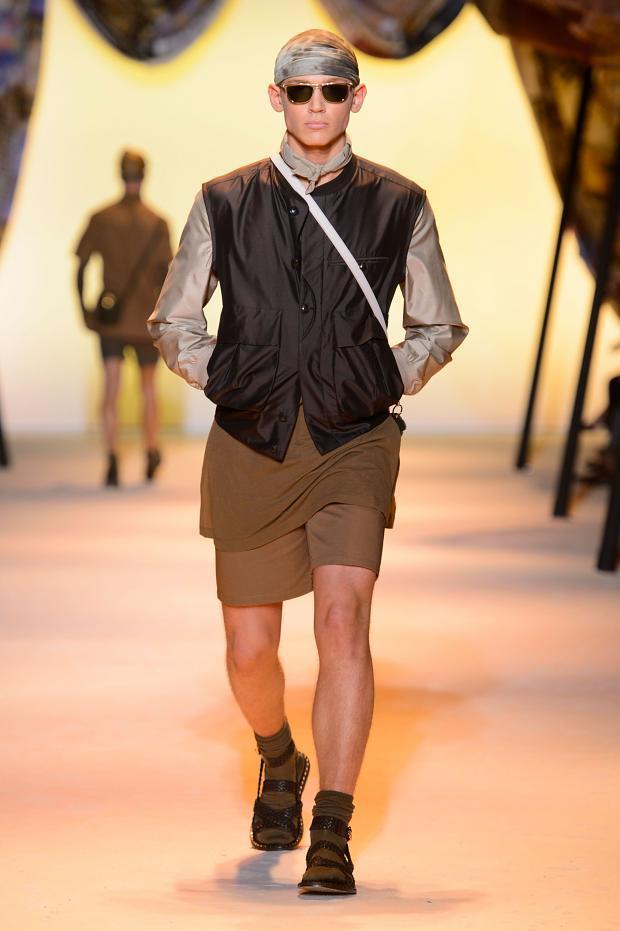 Versace Menswear SS 2016 Milan (31)