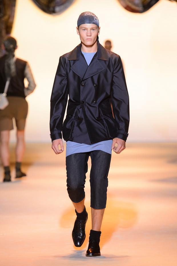 Versace Menswear SS 2016 Milan (33)