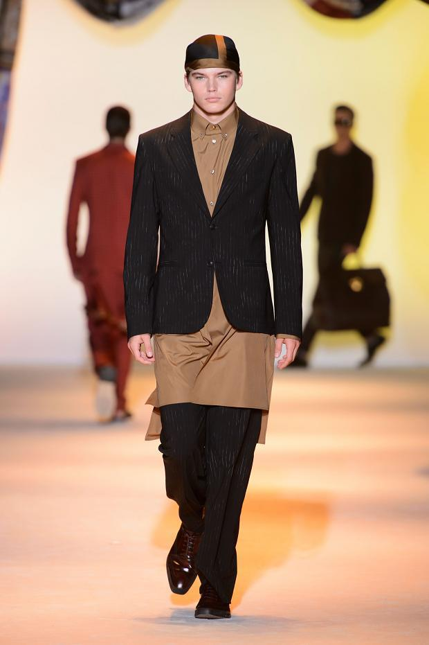 Versace Menswear SS 2016 Milan (4)
