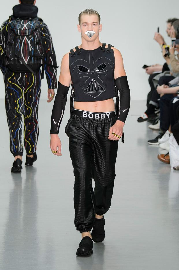 Bobby Abley SS16 Menswear London