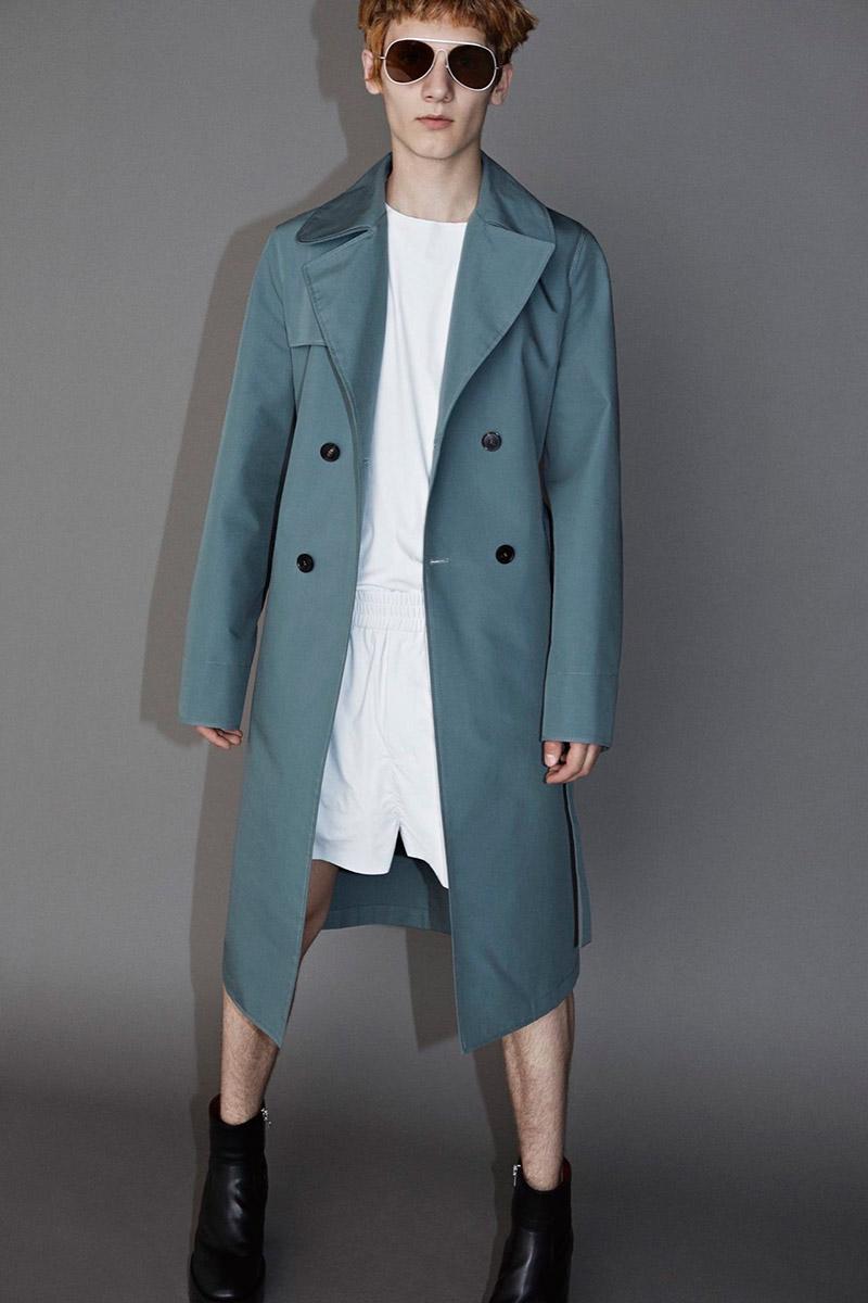 Acne Menswear SS 2016 Lookbook (1)