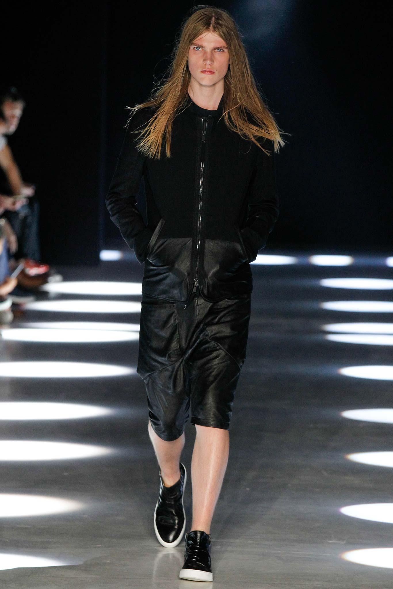 Alexandre Plokhov SS 2016 NYFW Menswear