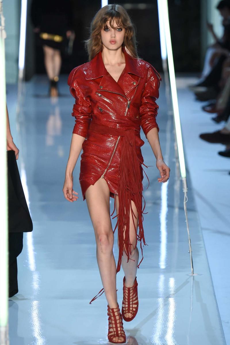 Alexandre Vauthier Haute Couture FW 2015 Paris (9)