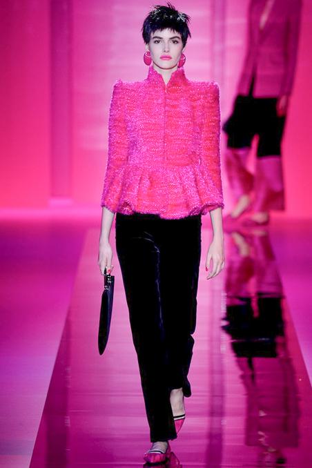 Armani Privé Haute Couture FW 2015 Paris (1)