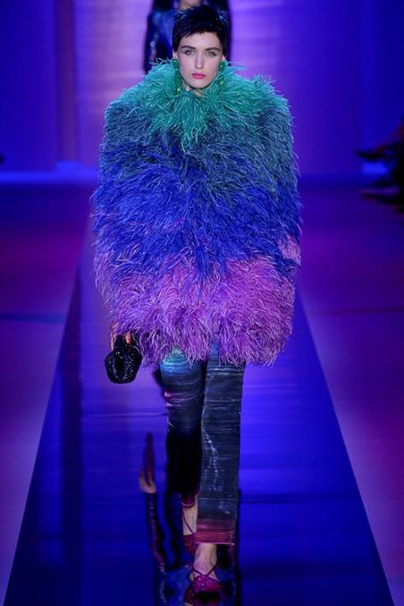 Armani Privé Haute Couture FW 2015 Paris (12)