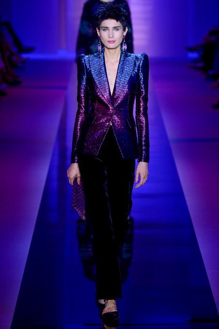 Armani Privé Haute Couture FW 2015 Paris (13)