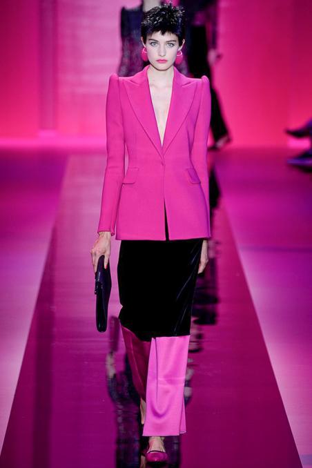 Armani Privé Haute Couture FW 2015 Paris (2)
