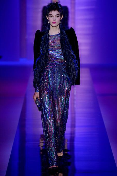 Armani Privé Haute Couture FW 2015 Paris (21)