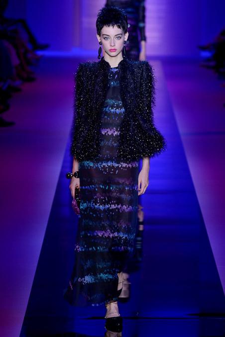 Armani Privé Haute Couture FW 2015 Paris (22)