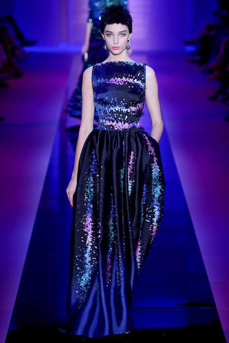 Armani Privé Haute Couture FW 2015 Paris (33)