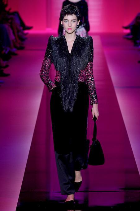 Armani Privé Haute Couture FW 2015 Paris (4)
