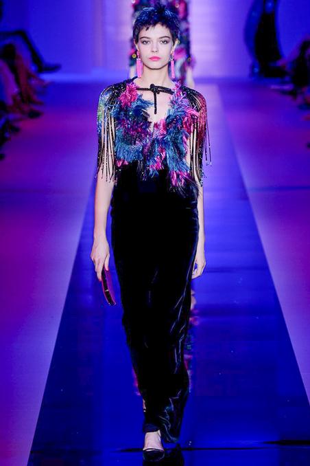 Armani Privé Haute Couture FW 2015 Paris (41)