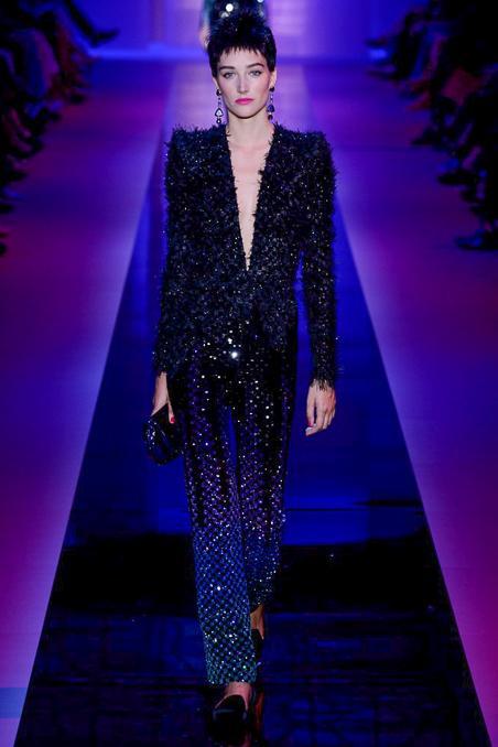 Armani Privé Haute Couture FW 2015 Paris (45)