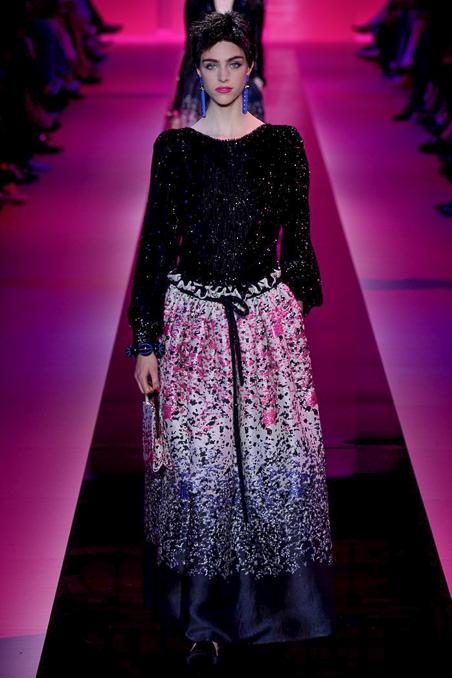 Armani Privé Haute Couture FW 2015 Paris (5)