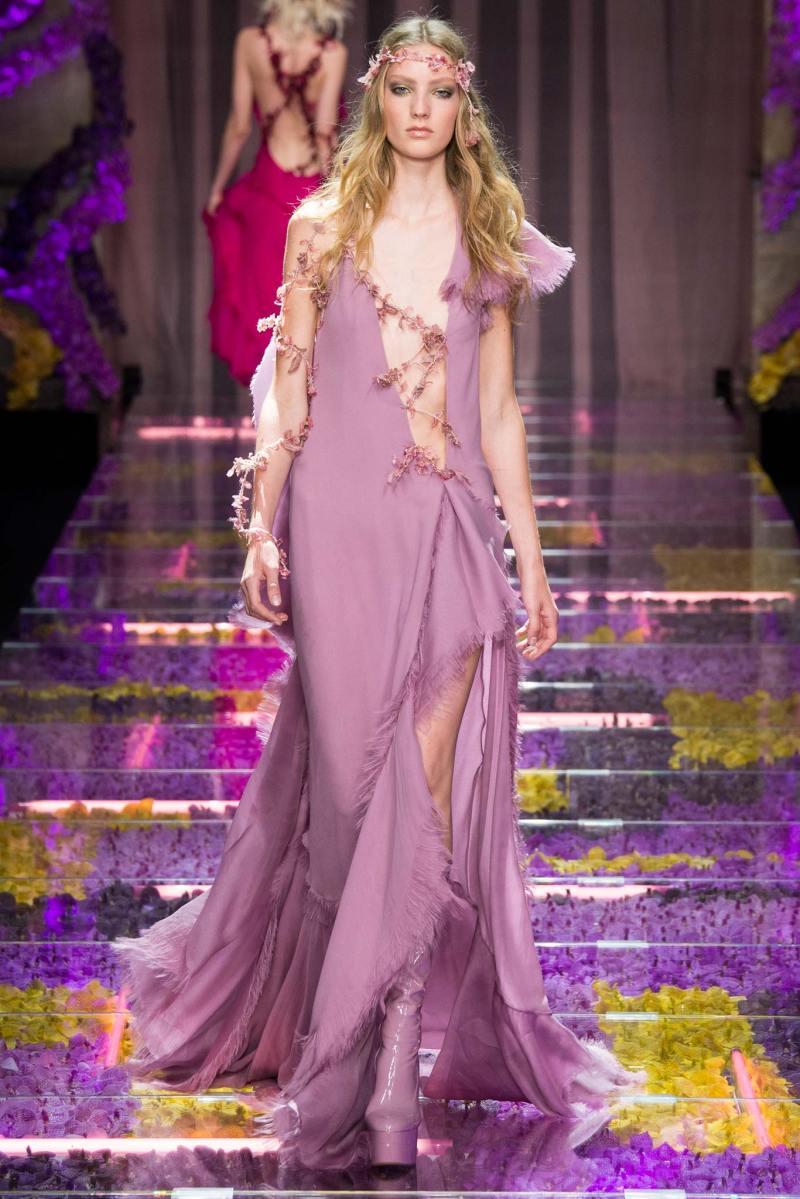 Atelier Versace Haute Couture FW 2015 Paris (12)