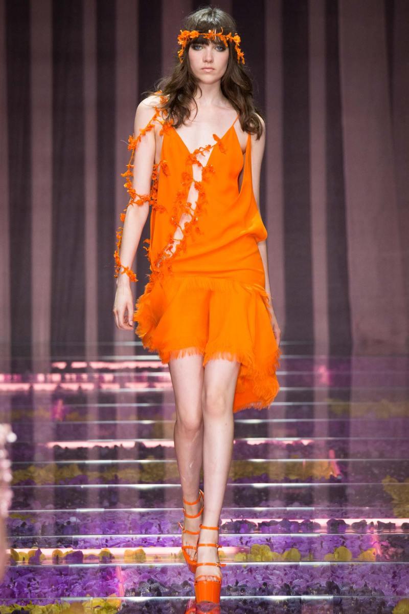 Atelier Versace Haute Couture FW 2015 Paris (13)