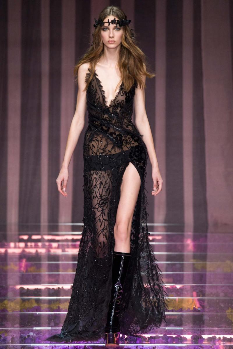 Atelier Versace Haute Couture FW 2015 Paris (26)