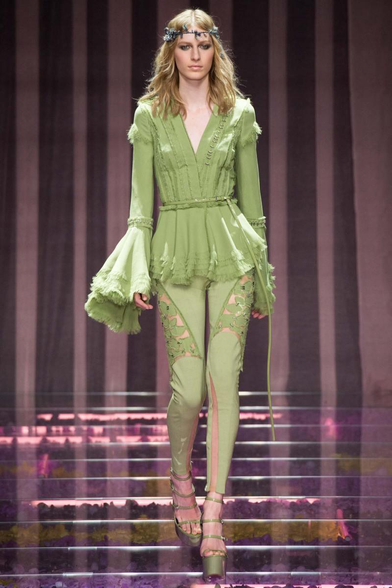 Atelier Versace Haute Couture FW 2015 Paris (4)