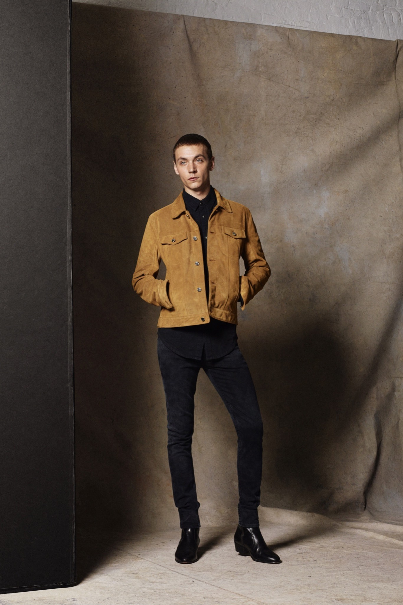 BLK DNM S/S 2016 Menswear