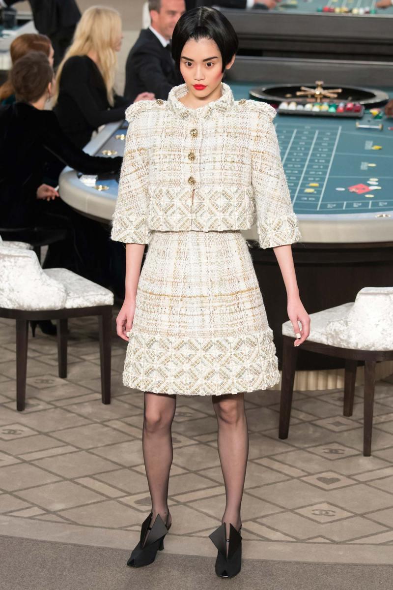 Chanel Haute Couture FW 2015 Paris (11)