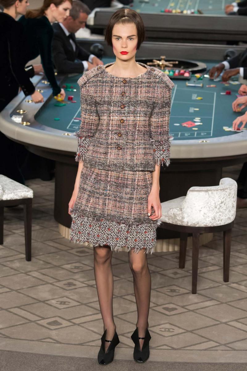 Chanel Haute Couture FW 2015 Paris (12)