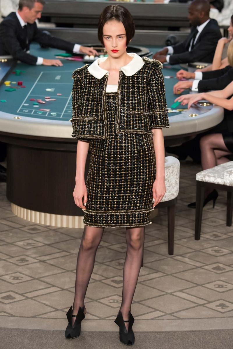 Chanel Haute Couture FW 2015 Paris (15)