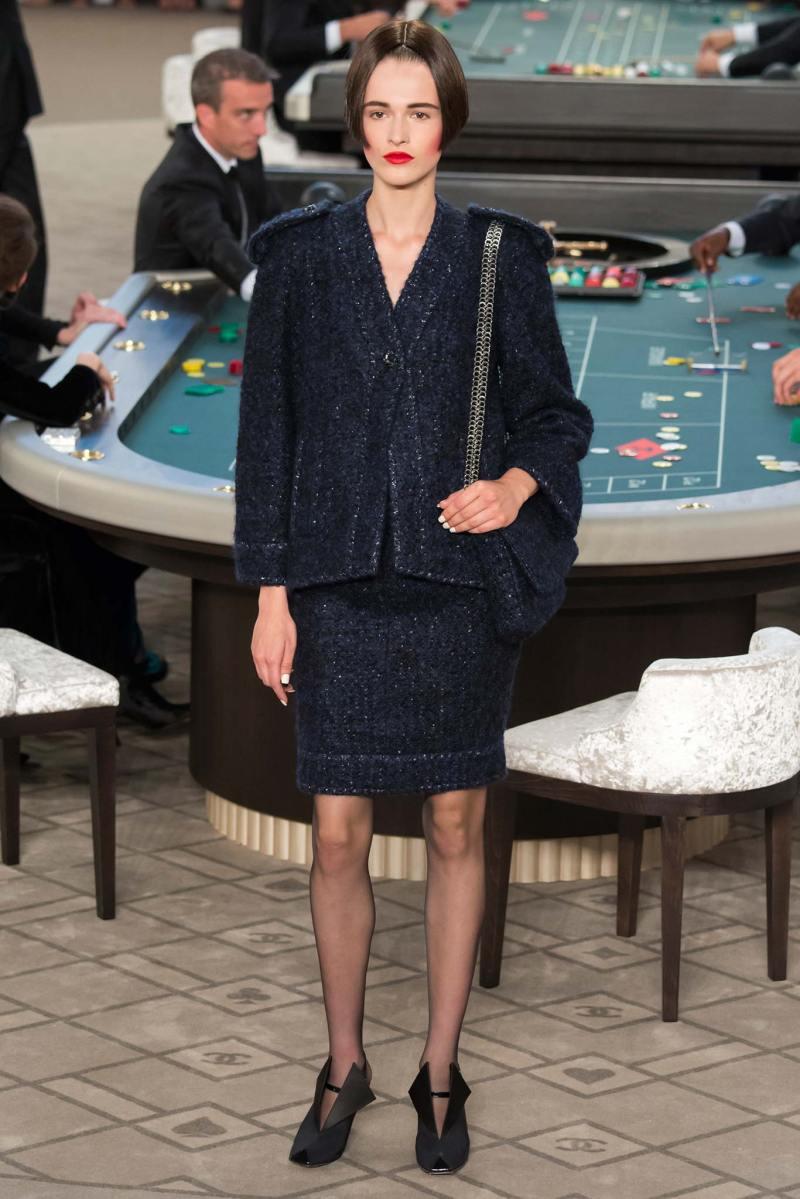 Chanel Haute Couture FW 2015 Paris (17)