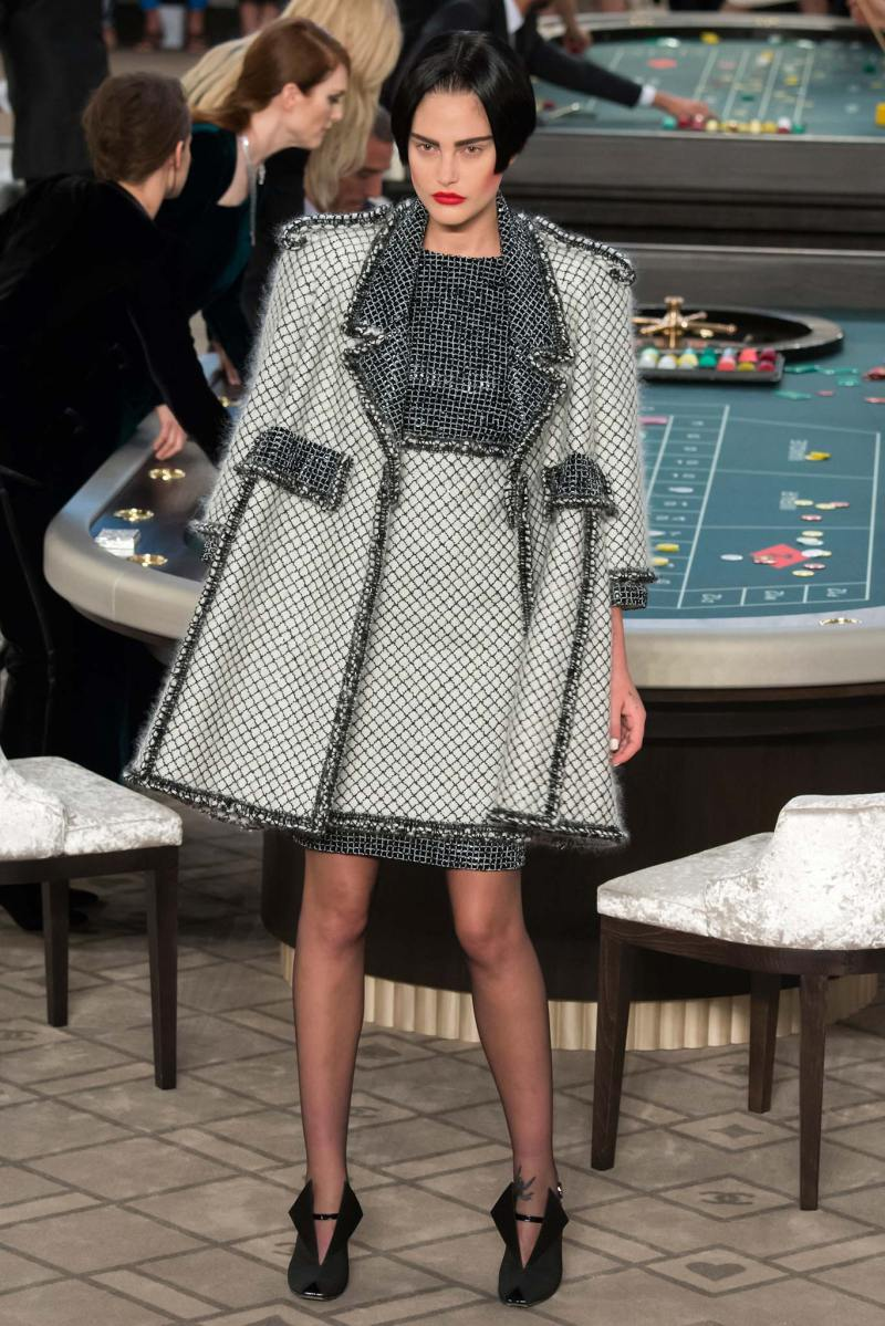 Chanel Haute Couture FW 2015 Paris (24)