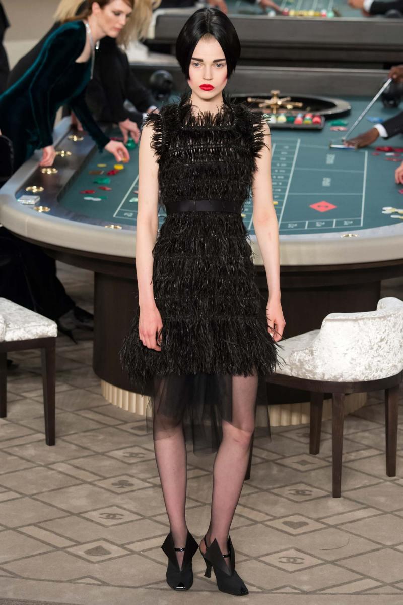 Chanel Haute Couture FW 2015 Paris (44)