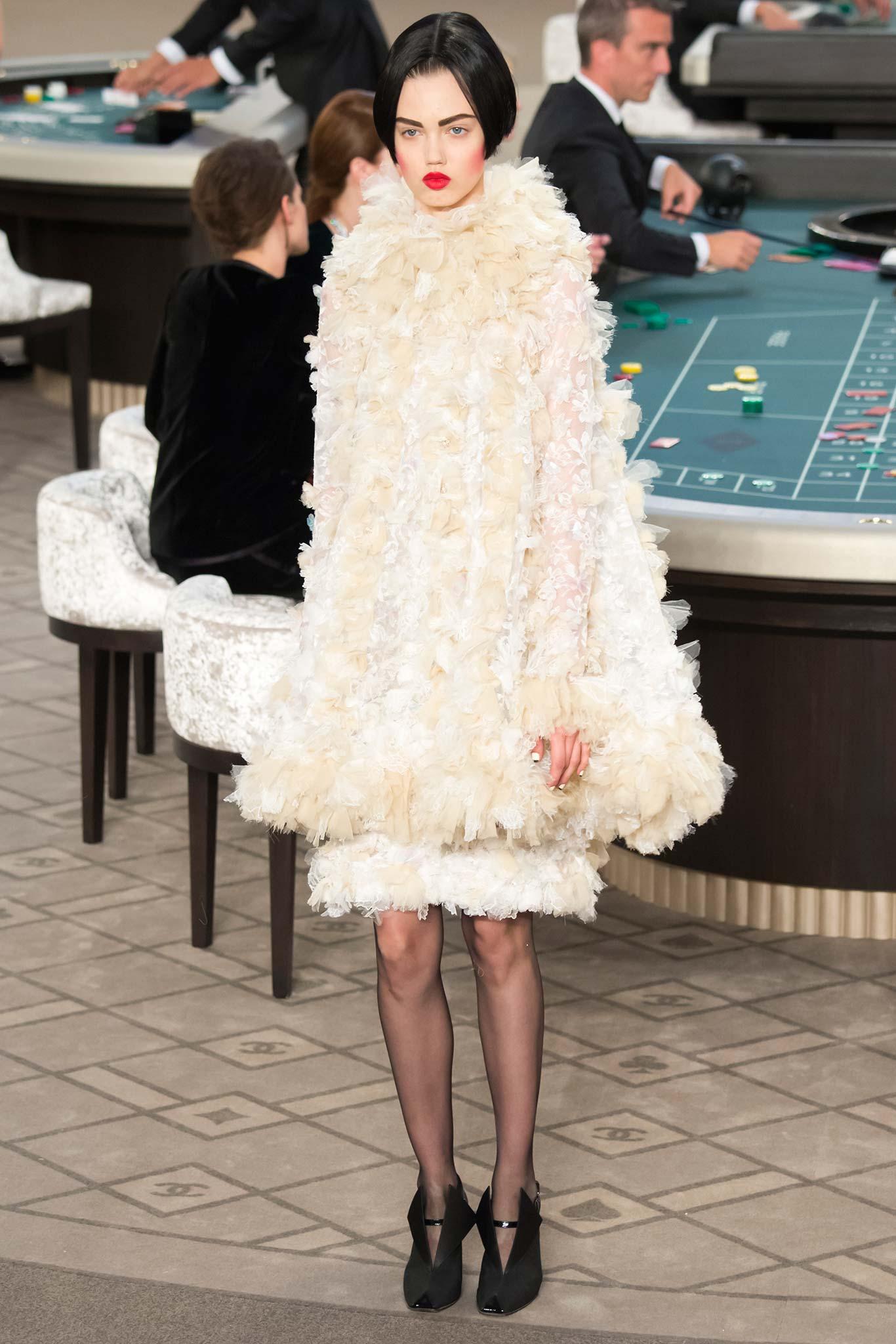 Chanel Haute Couture FW 2015 Paris