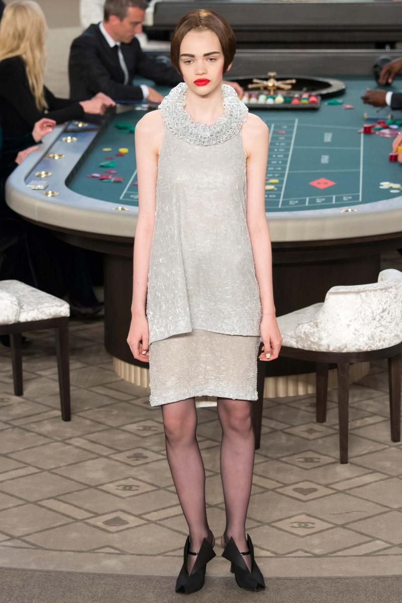 Chanel Haute Couture FW 2015 Paris (54)
