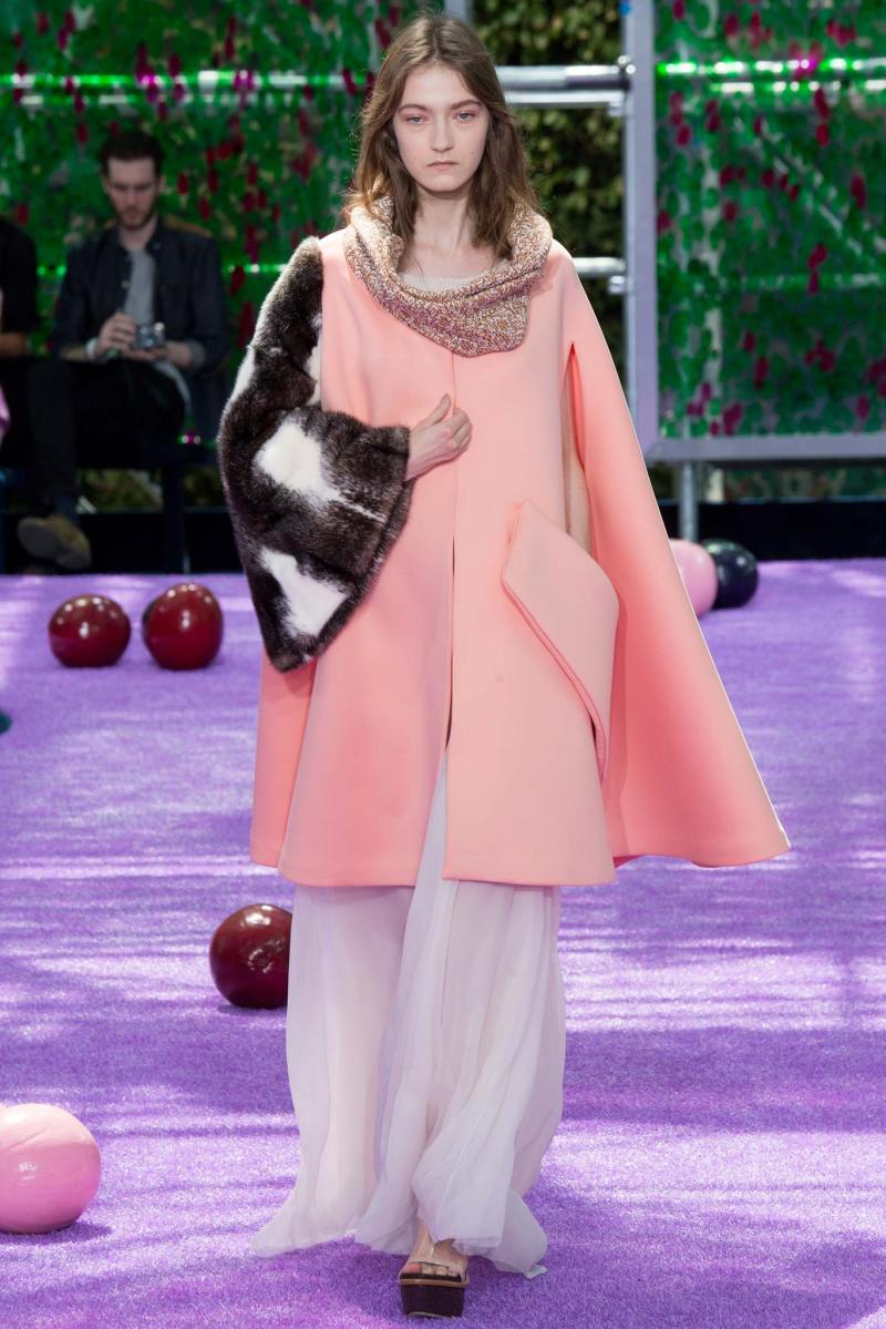 Christian Dior Haute Couture FW 2015 Paris (2)