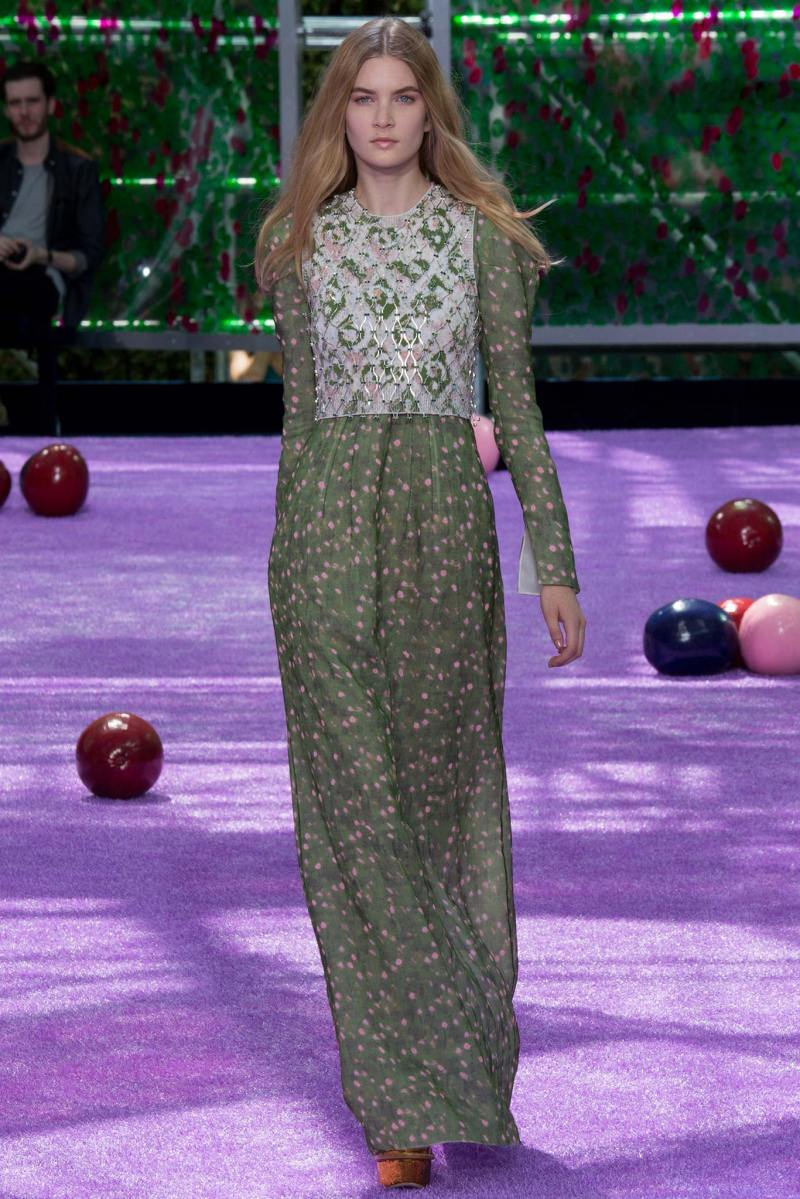 Christian Dior Haute Couture FW 2015 Paris (38)