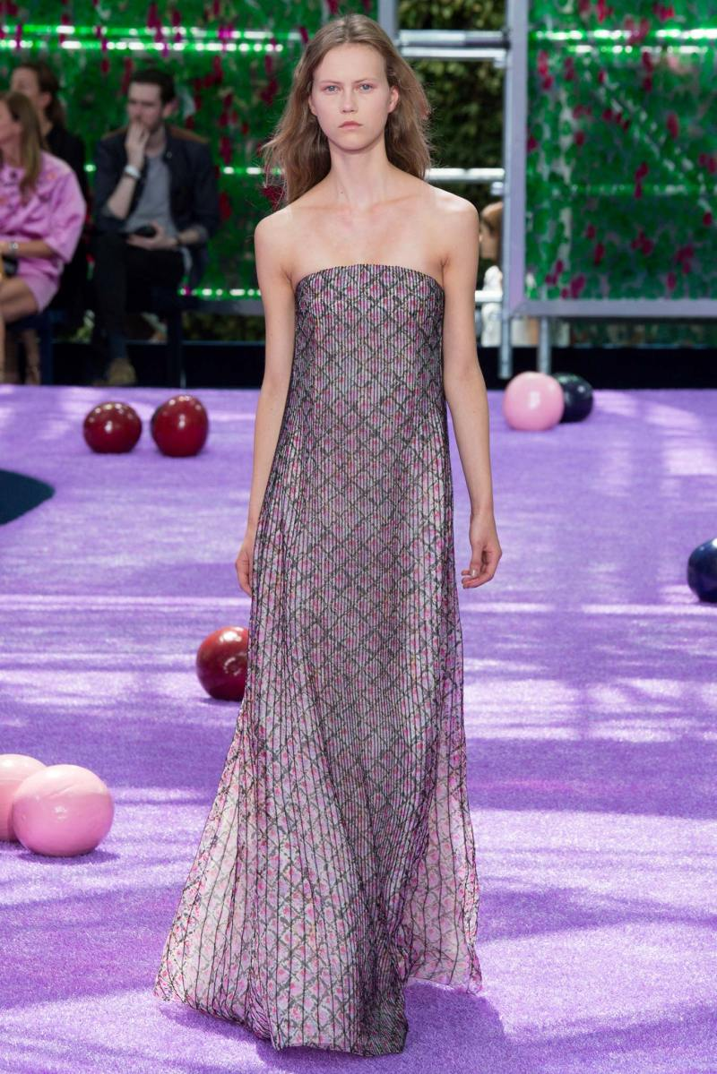 Christian Dior Haute Couture FW 2015 Paris (48)