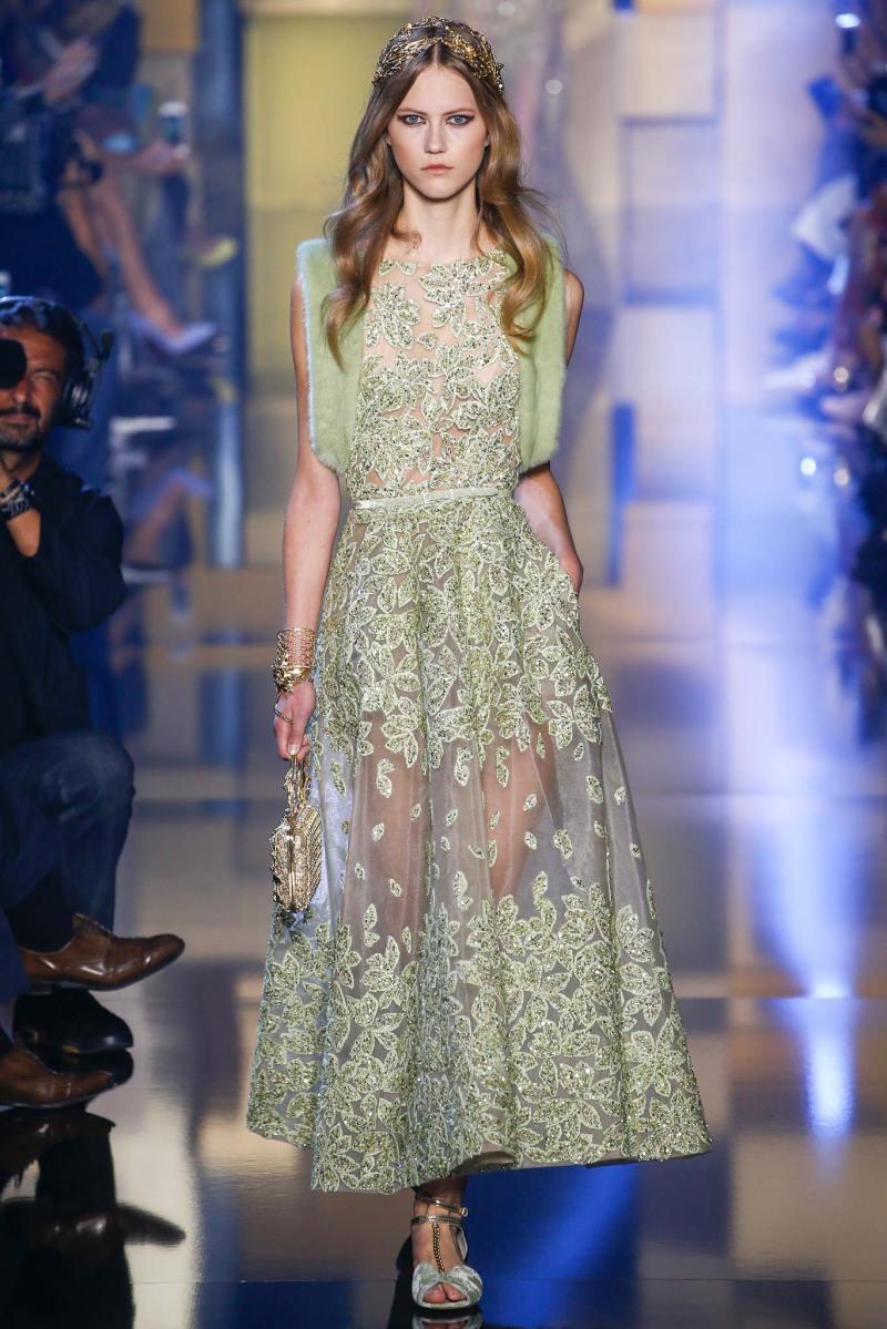 Elie Saab Haute Couture FW 2015 Paris (10)