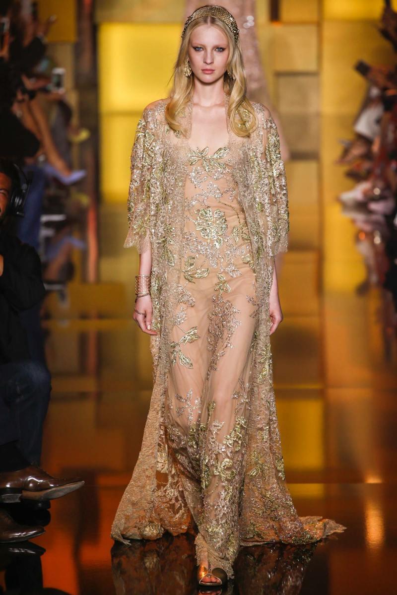 Elie Saab Haute Couture FW 2015 Paris (14)