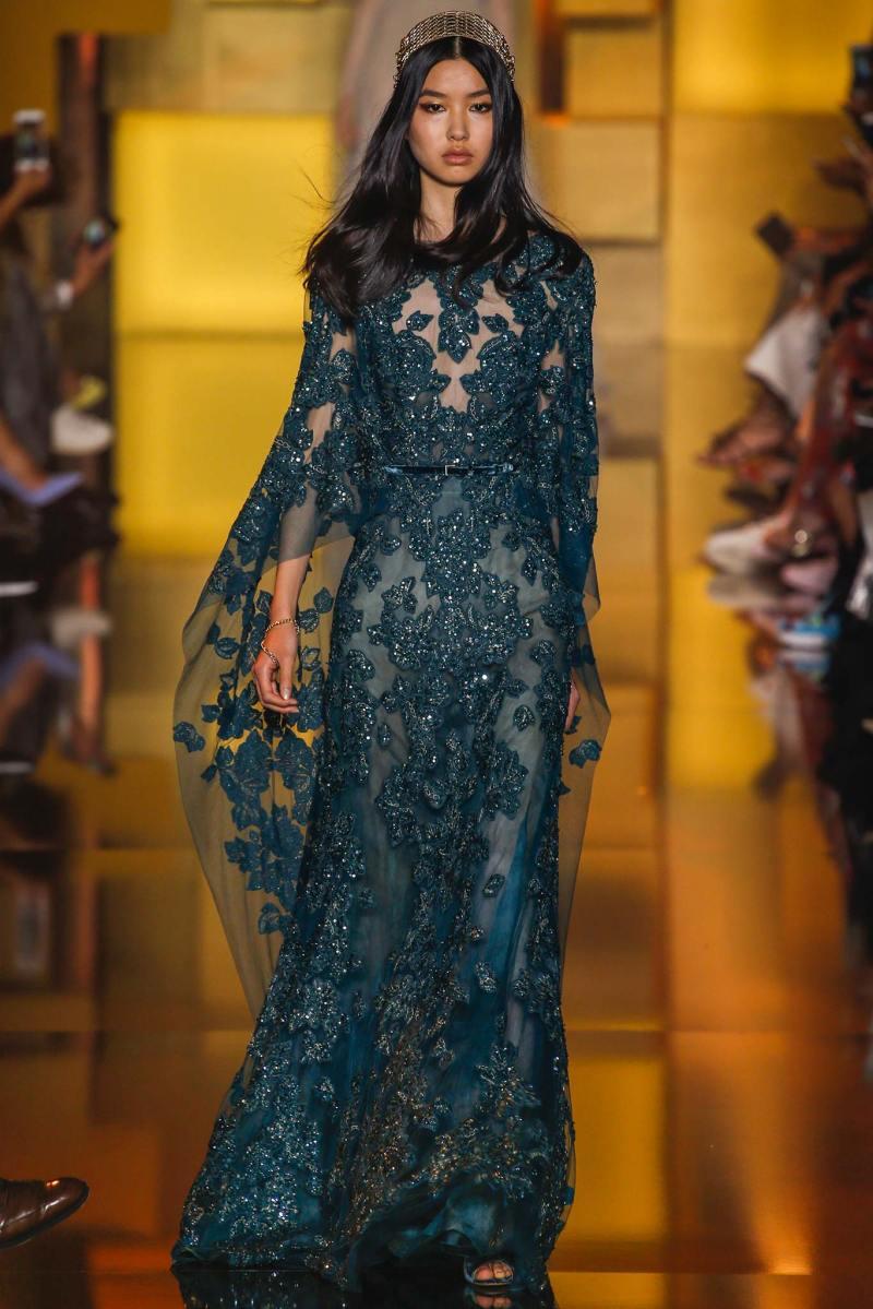 Elie Saab Haute Couture FW 2015 Paris (27)