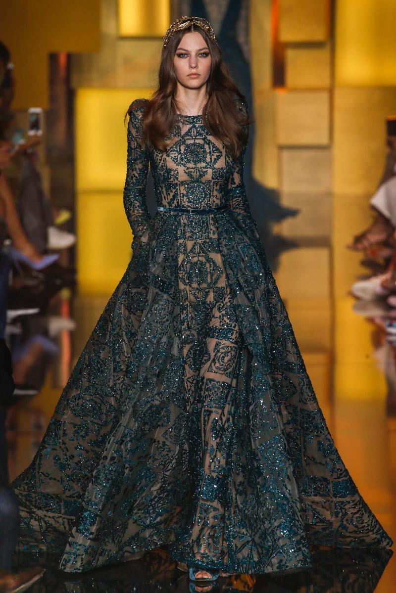 Elie Saab Haute Couture FW 2015 Paris (29)