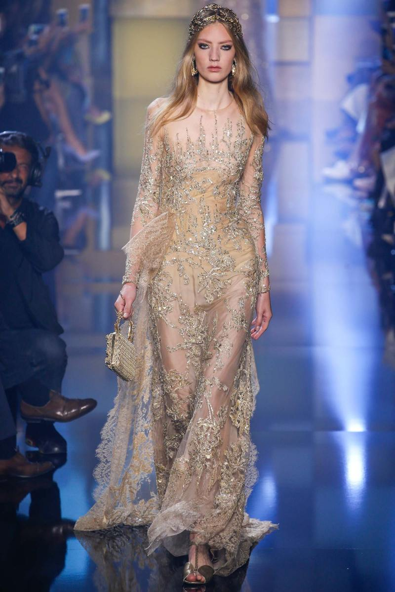Elie Saab Haute Couture FW 2015 Paris (33)