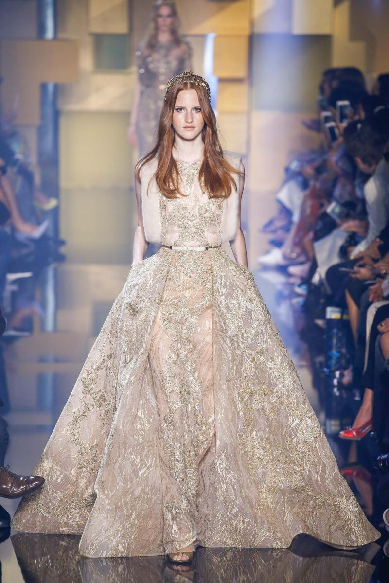 Elie Saab Haute Couture FW 2015 Paris (37)