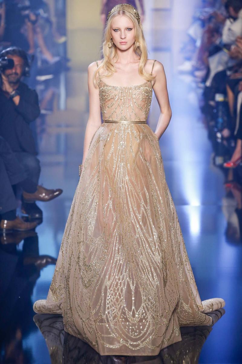 Elie Saab Haute Couture FW 2015 Paris (39)