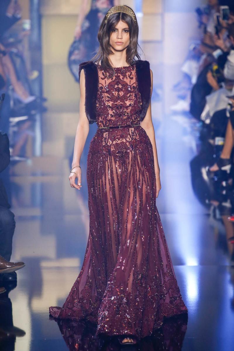 Elie Saab Haute Couture FW 2015 Parigi (44)