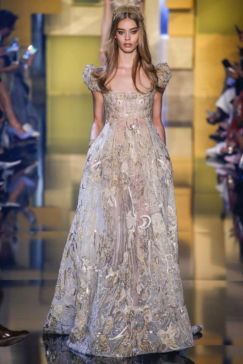 Elie Saab Haute Couture FW 2015 Paris (5)
