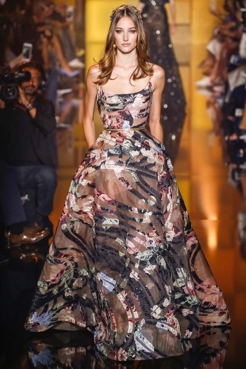 Elie Saab Haute Couture FW 2015 Paris (51)