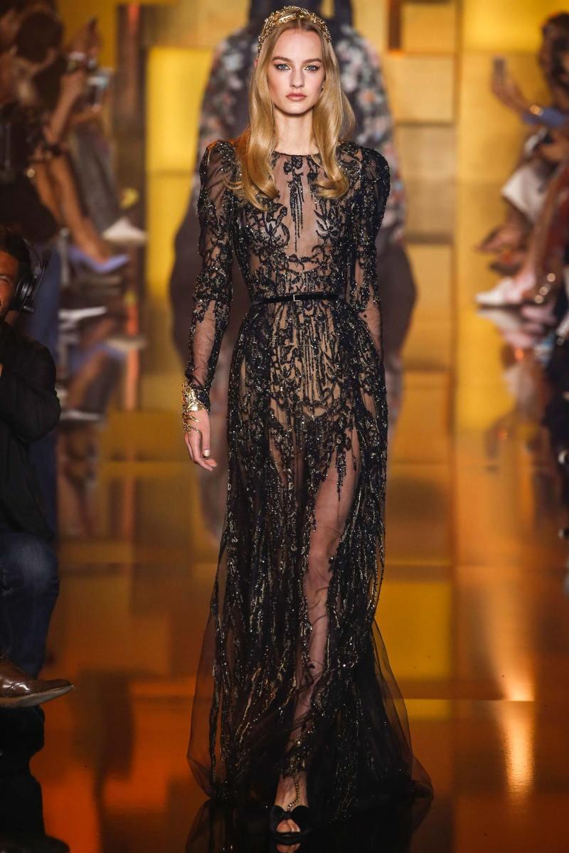 Elie Saab Haute Couture FW 2015 Paris (55)