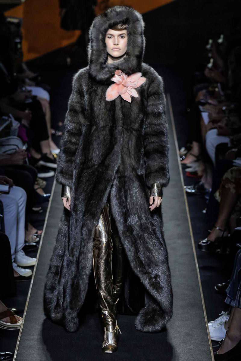 Fendi Haute Couture FW 2015 Paris (1)