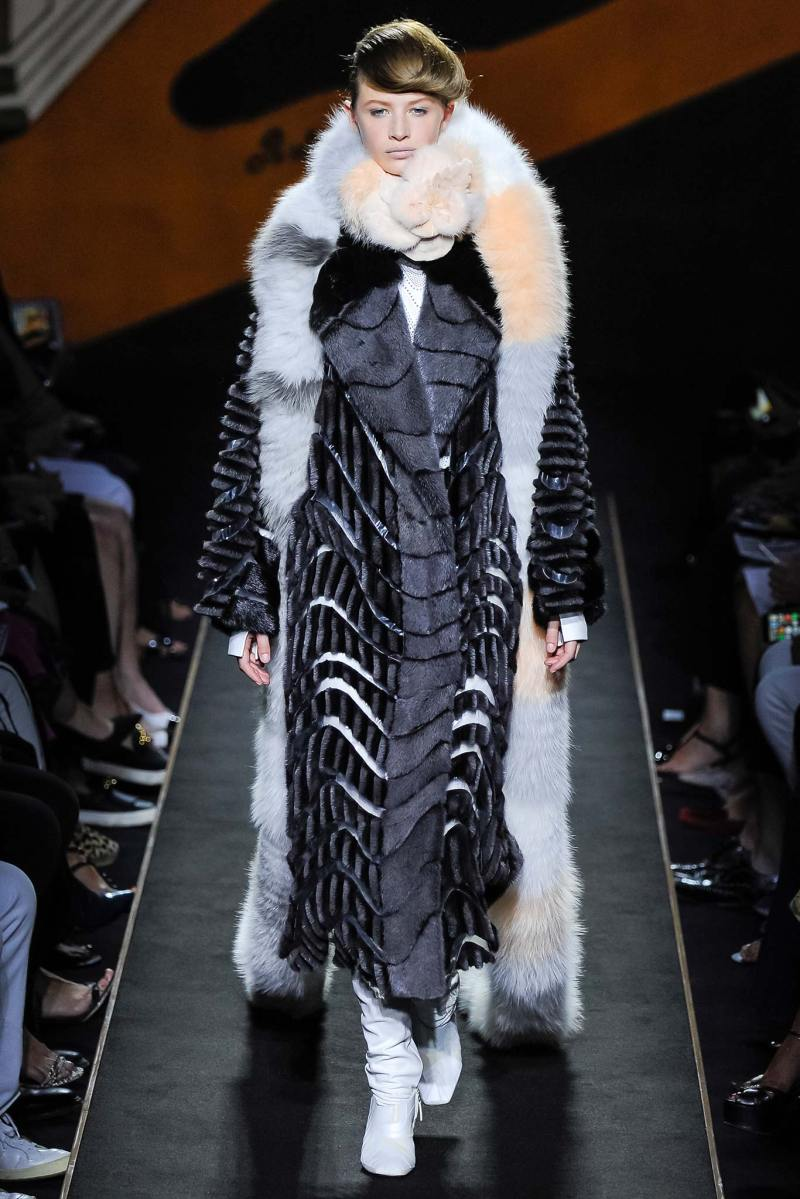 Fendi Haute Couture FW 2015 Paris (10)