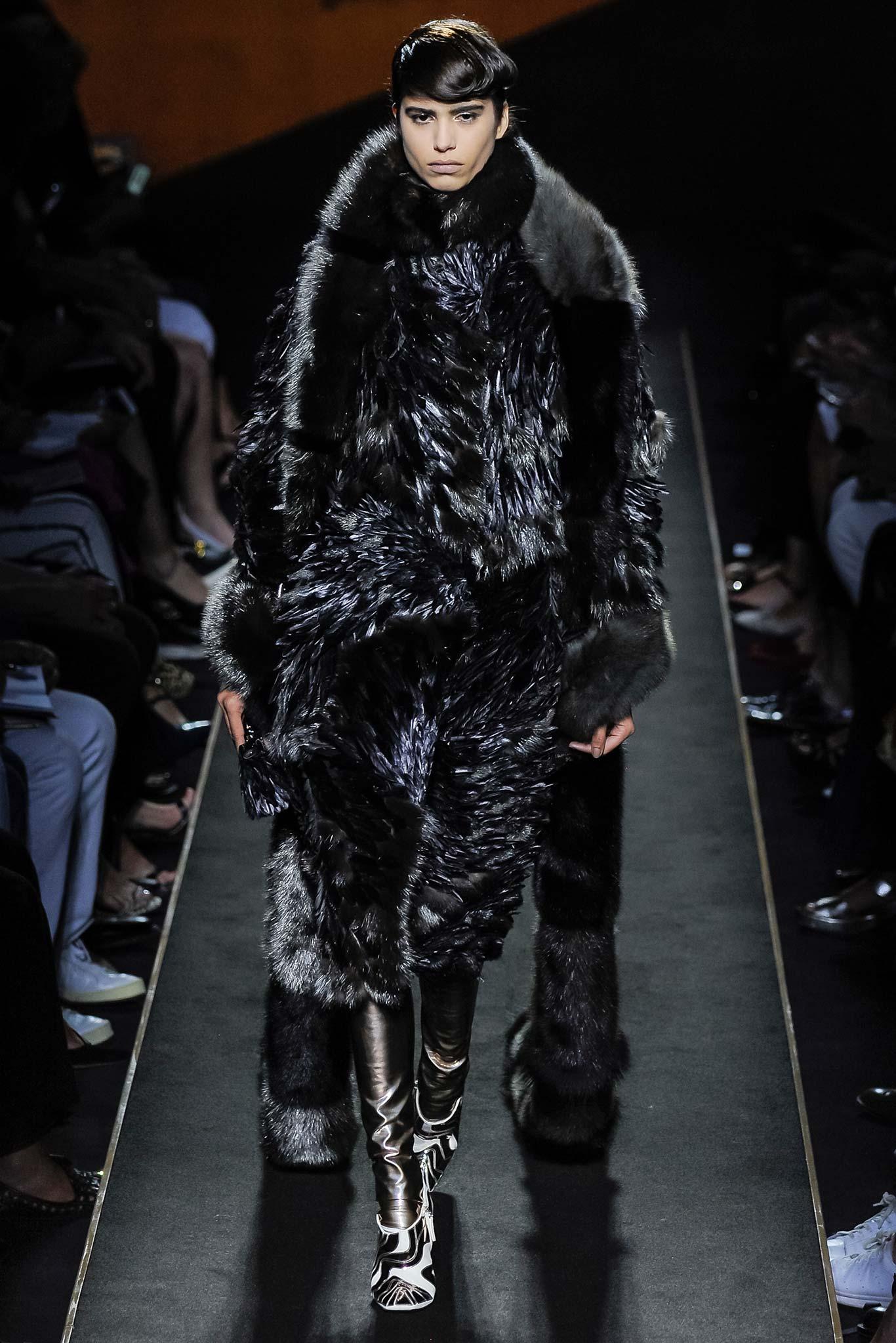 Fendi Haute Couture FW 2015 Paris