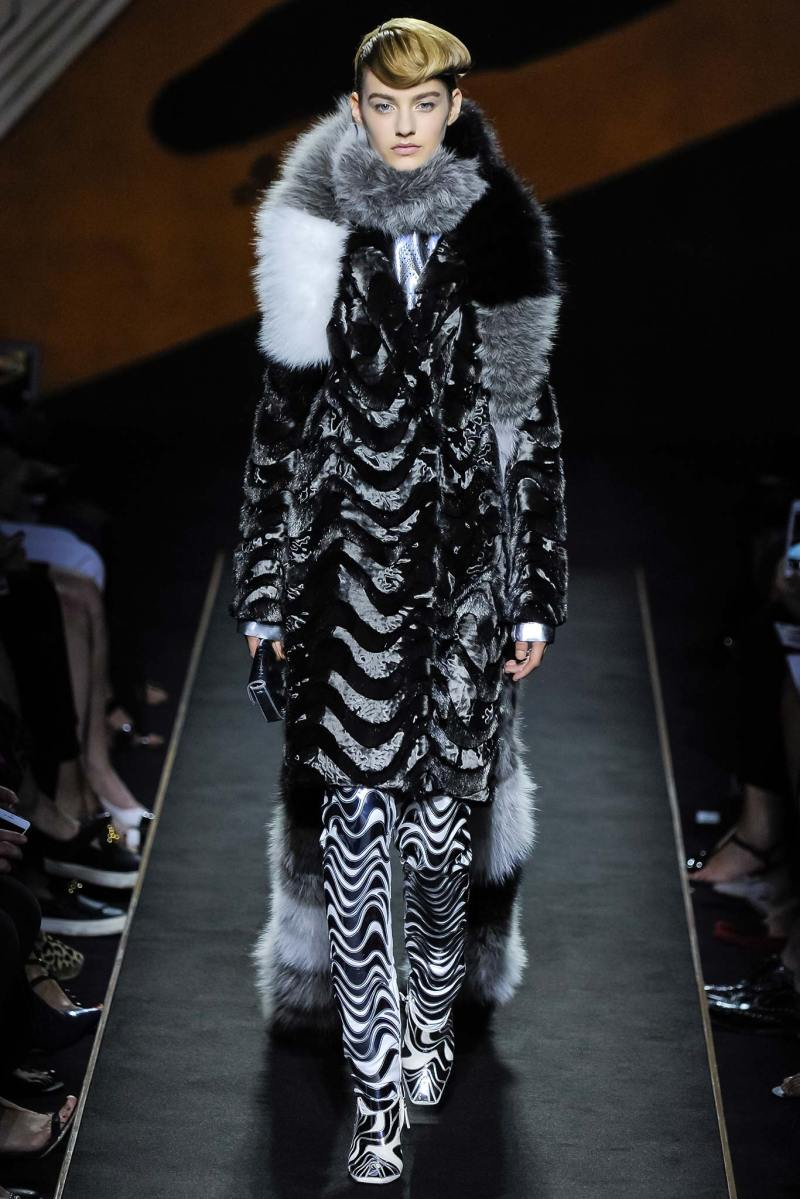 Fendi Haute Couture FW 2015 Paris (9)